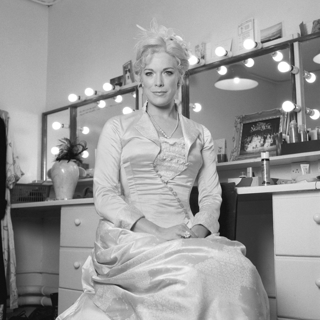 "Hannah Waddingham as Desiree Armfeldt in ""A Little Night Music"""