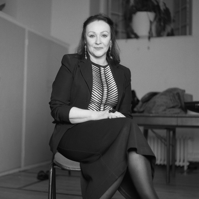 "Frances Barber in ""The Piata"
