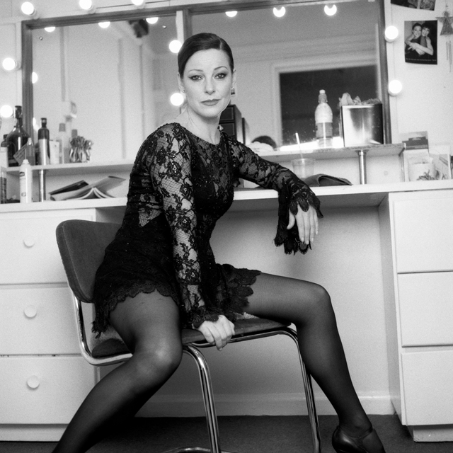 "Ruthie Henshall as Roxy Hart in ""Chicago"""