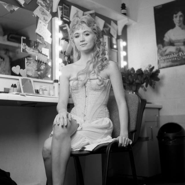 "Scarlett Strallen in ""Passion"""
