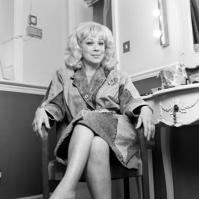 Denise Welch in Steel Magnolias