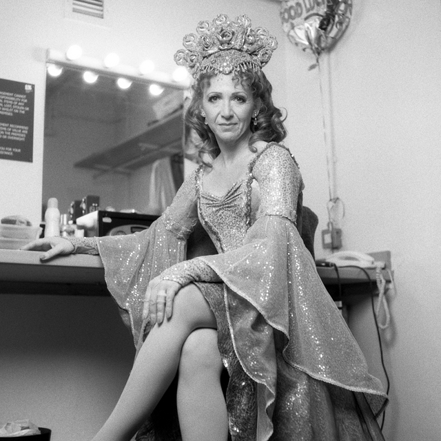 Bonnie Langford in Spamalot