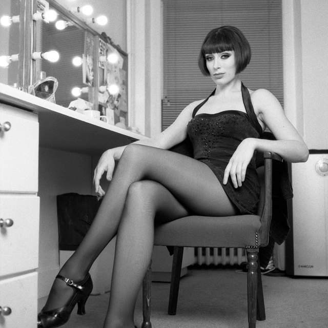 Rachel McDowall as Velma Kelly in Chicago